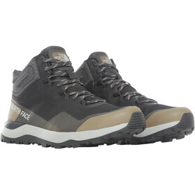 The North Face Activist FutureLight Mid-Cut Schuhe Herren asphalt grey/moab khaki